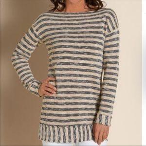 Soft Surroundings Marina pullover sweater, size M